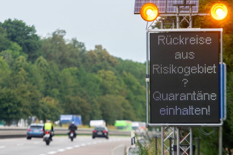 Risikogebiete jenseits der Grenze: Was bedeutet das für Bayern?