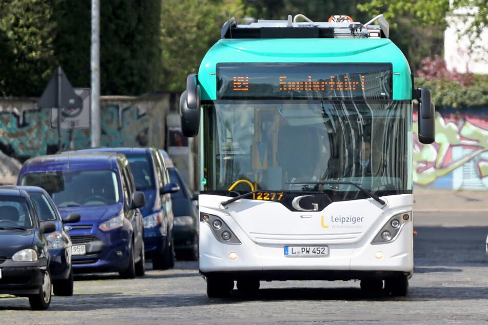 Leipzig: Auf der ersten Linie rollen sie schon: Leipzig steigt auf E-Busse um