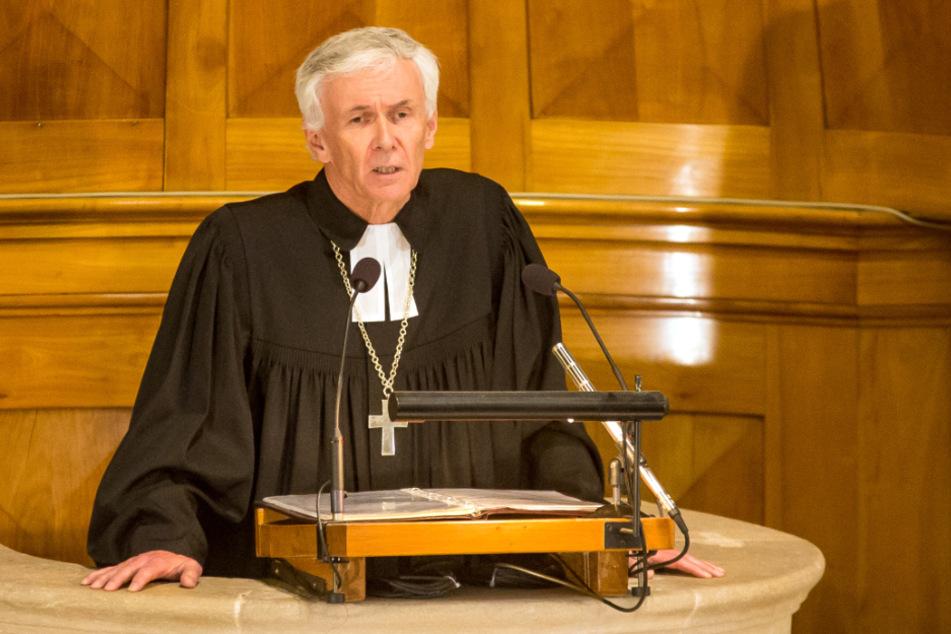 Jochen Cornelius-BUndschuh, Bischof der Evangelischen Landeskirche in Baden.