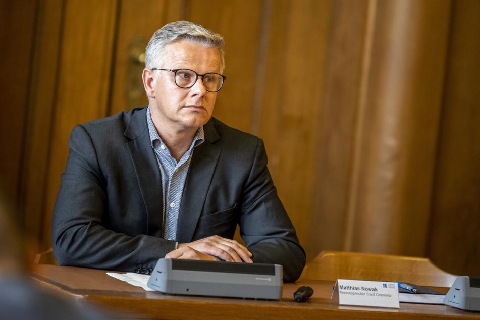 Stadtsprecher Matthias Nowak (51) begründete ihre Verbotsverfügung mit dem derzeit hohen Infektionsgeschehen.