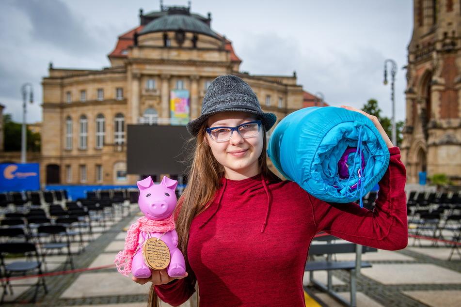 Chemnitz: Chemnitz: Spenden-Sparschwein Rosalie für Deutschen Jugendpreis nominiert