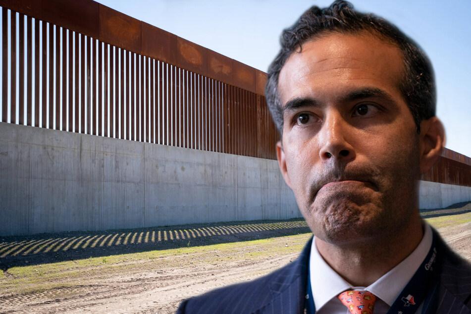 George P. Bush sues Biden for stopping Texas border wall construction