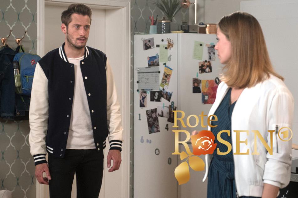 Rote Rosen: Alex ist geschockt! Sieht er Oskar nie wieder?