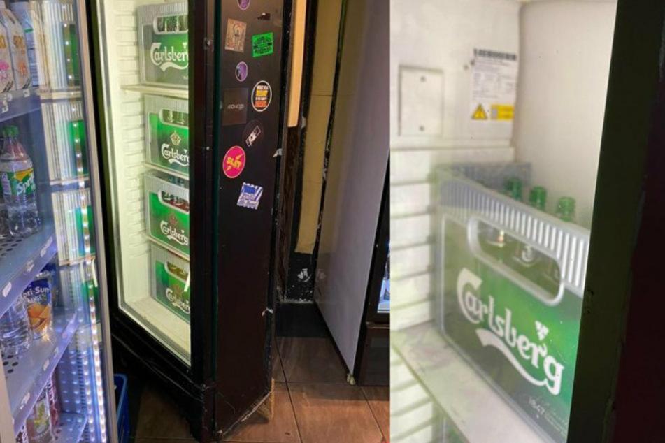 Vor Corona wummerten hinter dem Kühlschrank die Bässe: Beamte staunen bei Späti-Kontrolle