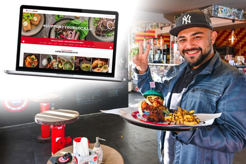 Chemnitz: Neue Bestellplattform für Chemnitzer Gastronomen