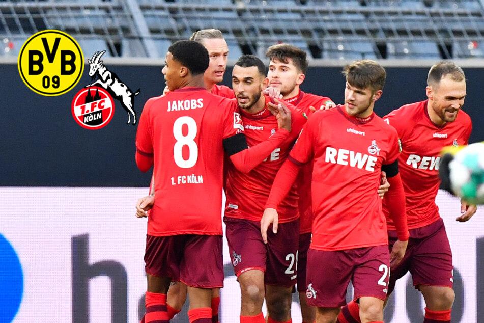 BVB-Blamage gegen Köln! Siegloser FC feiert dank Skhiri ersten Liga-Saisonsieg