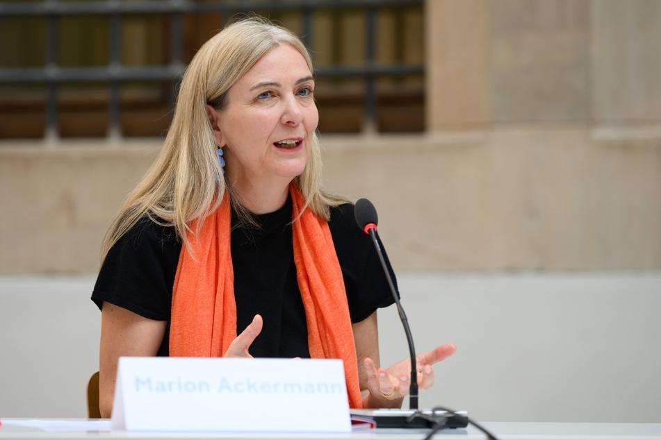 Marion Ackermann, Generaldirektorin der Staatlichen Kunstsammlungen Dresden, hat aufgrund der aktuellen Entwicklungen große Hoffnung auf eine Rückkehr der Schätze.