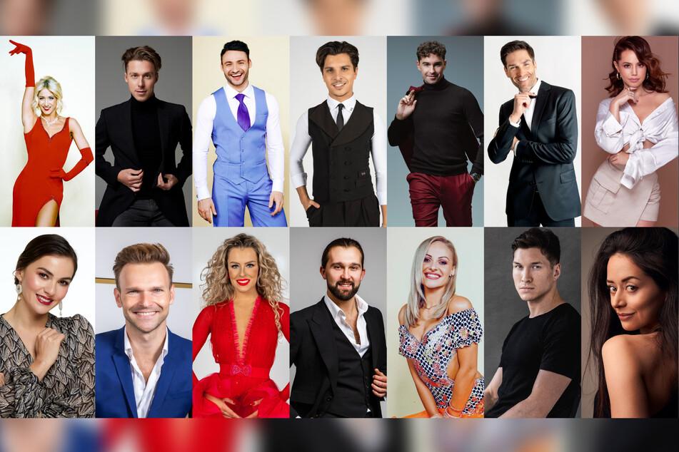 Die neue Staffel der RTL-Tanzshow Let's Dance startet am 26. Februar. Drei bekannte Profi-Tänzer fehlen diesmal, dafür gibt es aber vier neue Gesichter.