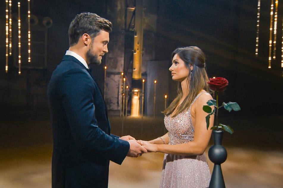 """Obwohl sich der """"Bachelor"""" Niko Griesert (30) im Finale nicht für Michèle de Roose (27) entschieden hat, sollen die beiden nach der Show zusammengefunden haben."""