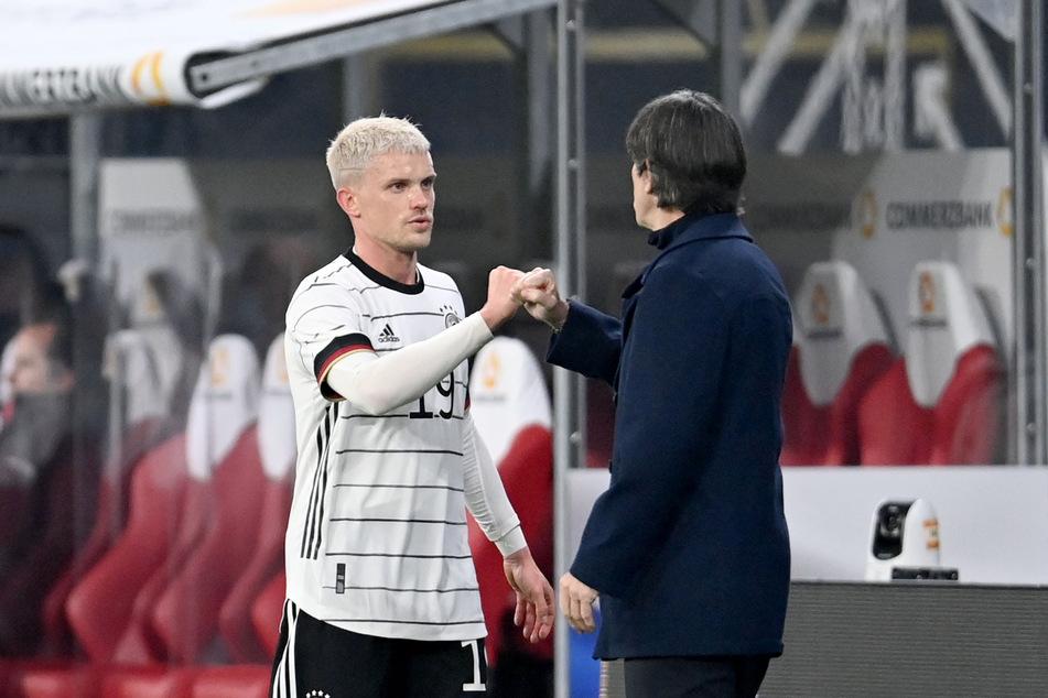 Philipp Max (27) gab am vergangenen Mittwoch sein Debüt gegen Tschechien.