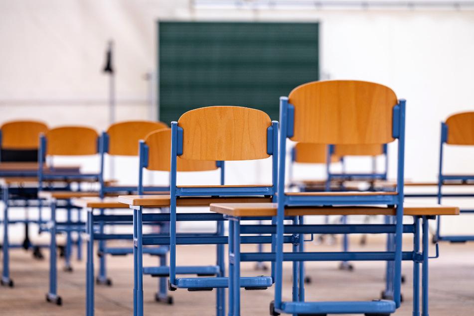 Alle Schüler der ersten Klassen wurden nach Hause geschickt. (Symbolbild)