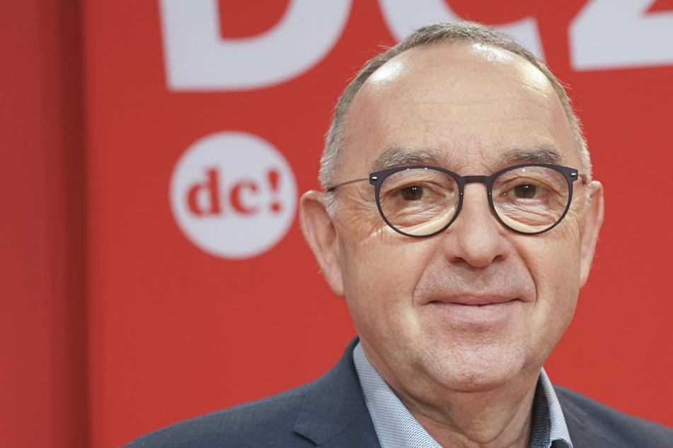 Norbert Walter-Borjans (68, SPD), Parteivorsitzender der SPD fordert die Union auf, Geschäfte offenzulegen.