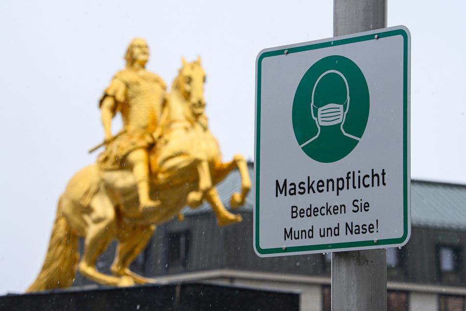 Während die Inzidenzzahlen in Dresden und im Rest von Sachsen immer weiter steigen, sollen nun die Corona-Regeln im Freistaat bis Anfang Mai verlängert werden.