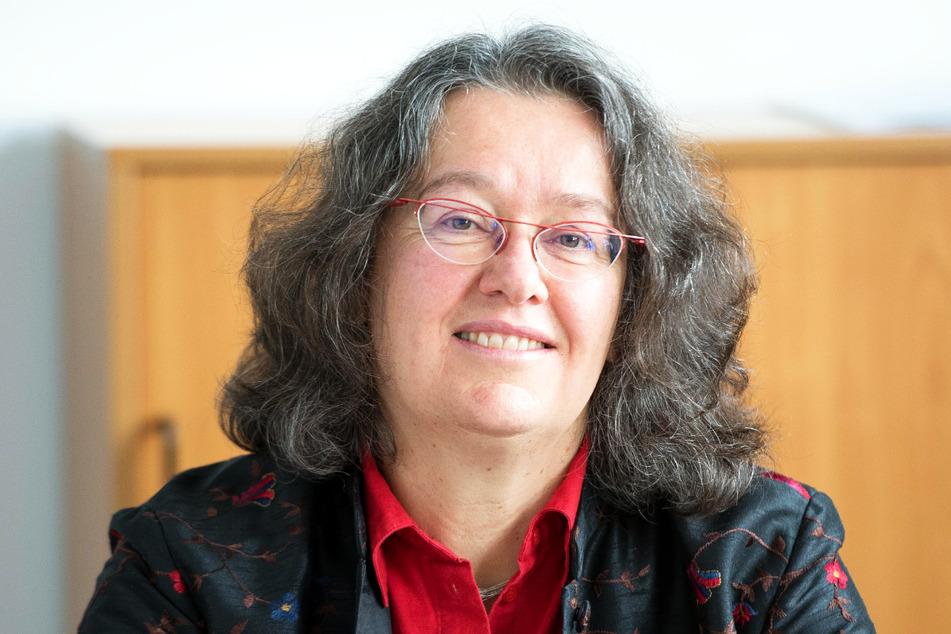 Dorrit Klotzbücher (64) ist Präsidentin am Landessozialgericht.