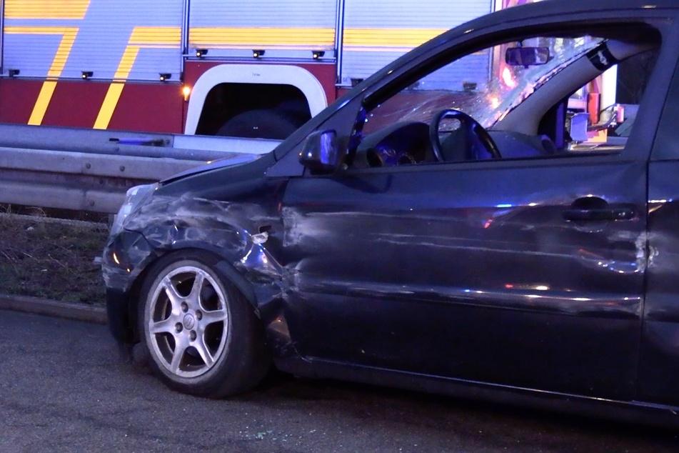 Ford nach Unfall auf der A6 von Lkw mitgeschleift: Tragödie um ein Haar verhindert
