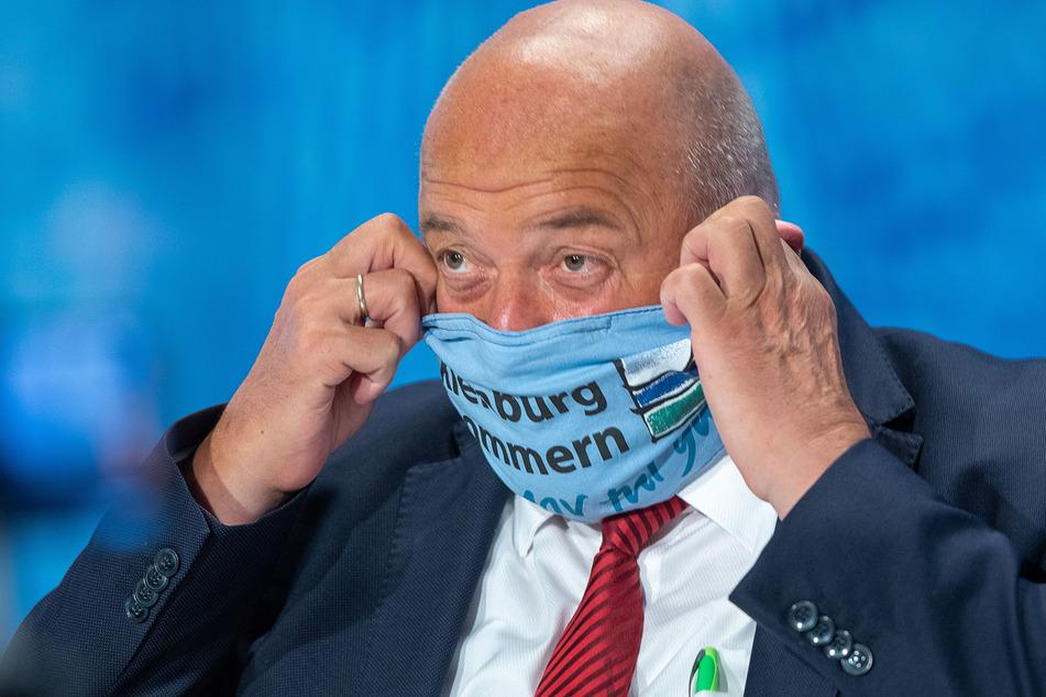 Harry Glawe (CDU), der Wirtschafts- und Gesundheitsminister von Mecklenburg-Vorpommern.