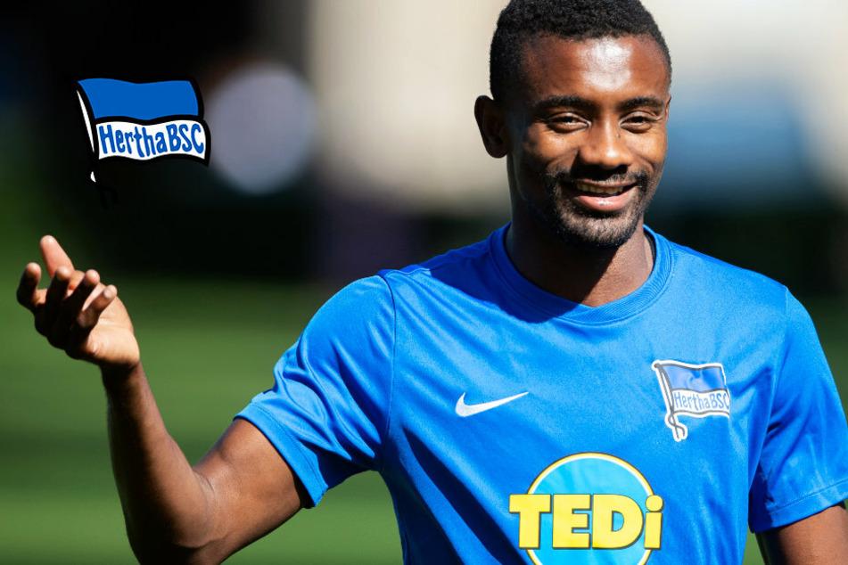 Transfer perfekt! Hertha-Star Kalou wechselt nach Brasilien