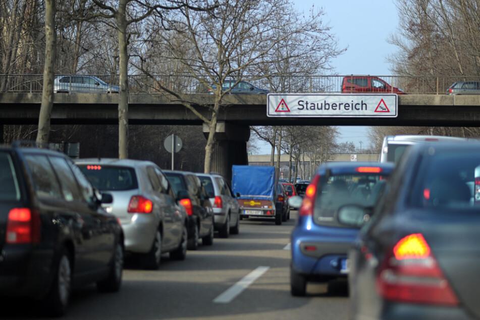 Ausbau des Frankenschnellwegs: Bund Naturschutz präsentiert Ergebnis