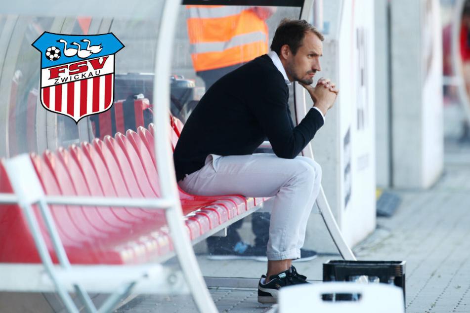 FSV will das zweite Kapitel: Sportchef Wachsmuth kennt den Abstiegskampf