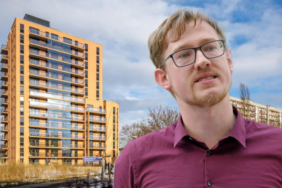 Der Weg nach oben wird frei: Wo entstehen in Dresden neue Hochhäuser?