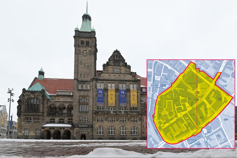 Chemnitz: Chemnitz erlässt Allgemeinverfügungen: Das müsst ihr nun beachten