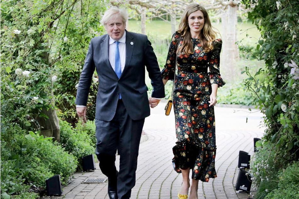 Boris Johnson wird wieder Vater: Kommt das Kind zu Weihnachten?