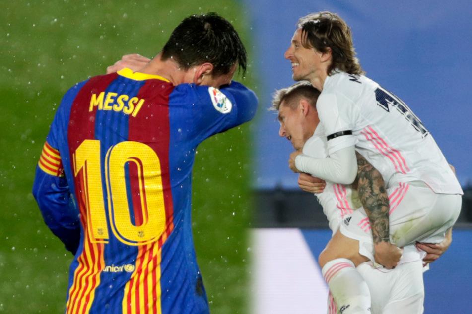 Kroos und Benzema entscheiden packenden Clasico: Real Madrid besiegt Messi und Barca