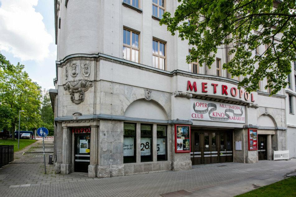 Das Kino Metropol öffnet am Donnerstag wieder.