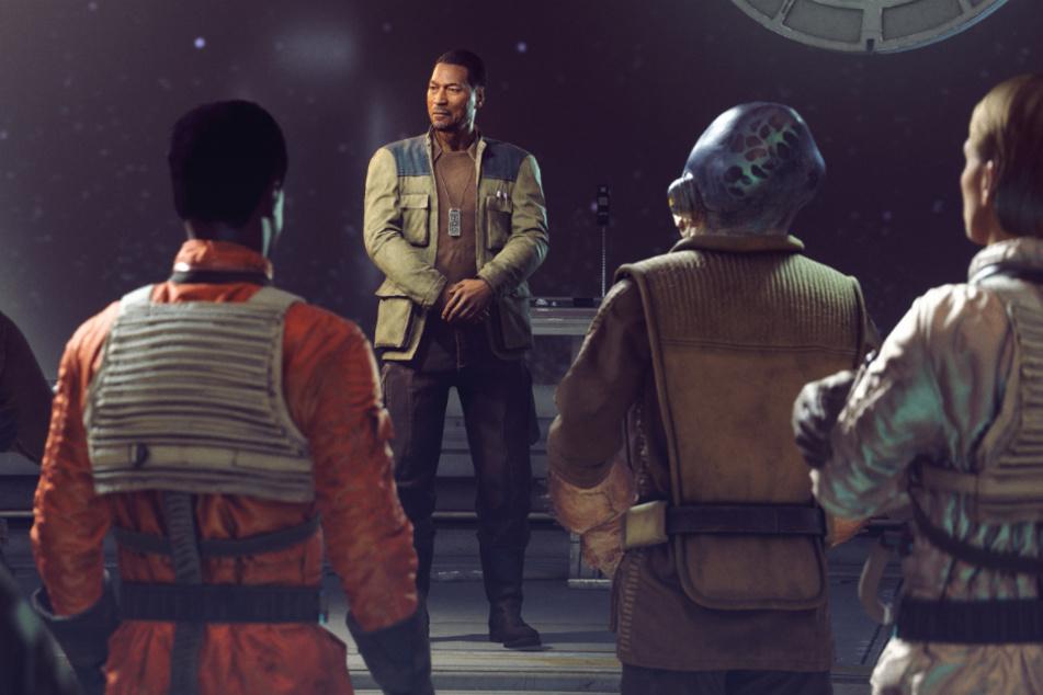 Und auch die Einzelspieler-Kampagne rund um die beiden Fliegerschwadrone Vanguard (Rebellen) und Titan (Imperium) weiß mehr als nur zu überzeugen. Wer hätte gedacht, dass die Story in einer Flugsimulation so spannend sein könnte.