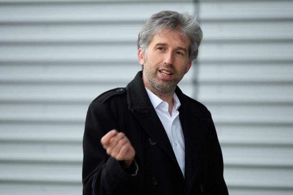Boris Palmer (48, Grüne) wirft Politik Ideenlosigkeit vor.