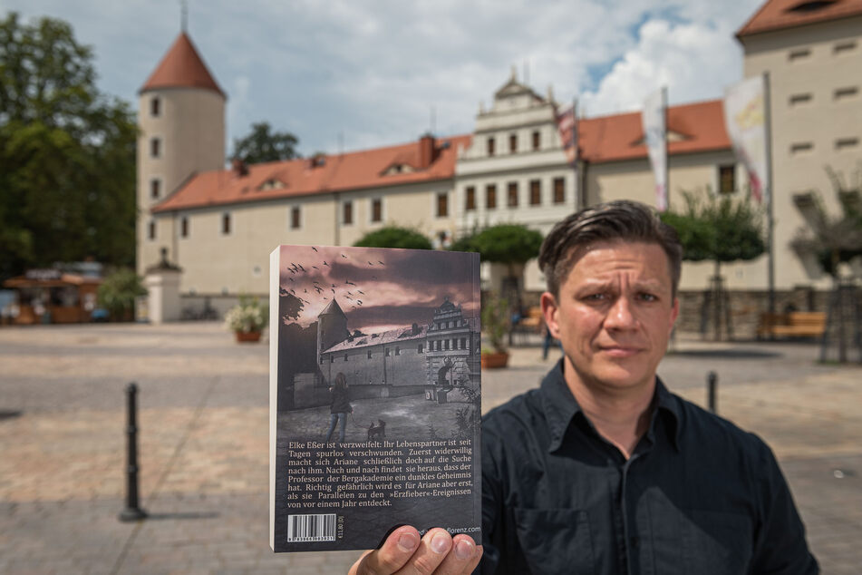 Freiberg ist Schauplatz für eine neue spannende Krimigeschichte.