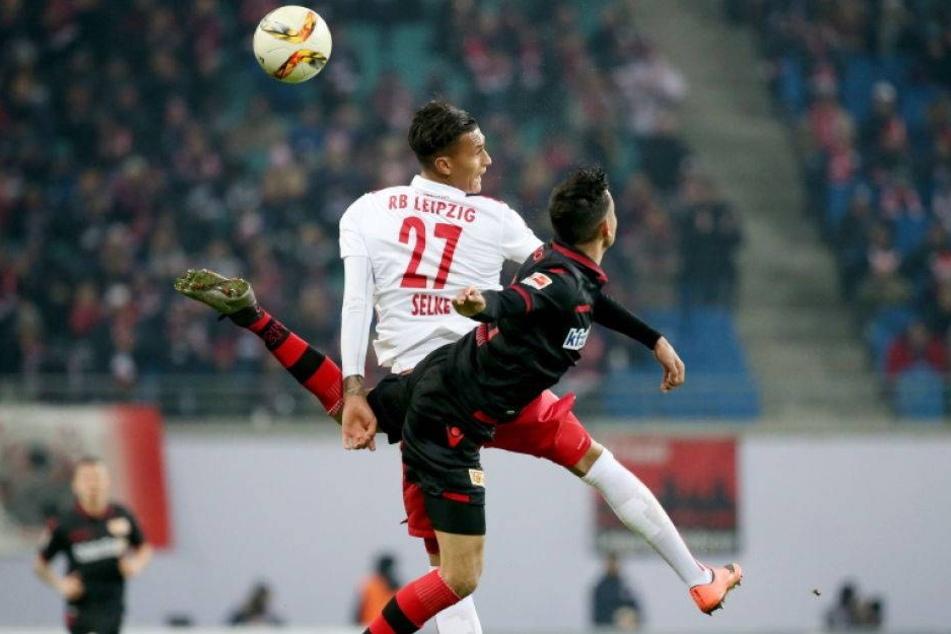 3:0 gegen Union! RB stürmt Richtung Bundesliga