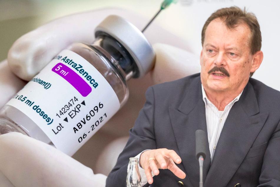 Dresden: Dresdner Medizinprofessor: Hoffe auf Entscheidung zu AstraZeneca in einer Woche