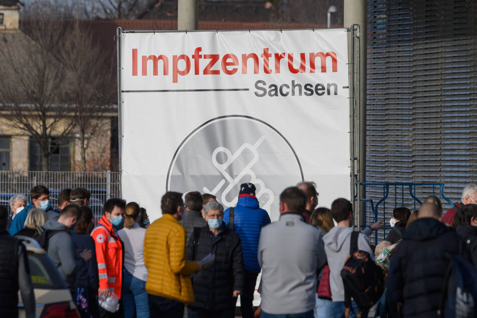 Sachsen legt den Turbo ein: Impfzentren an Ostern durchgehend in Betrieb