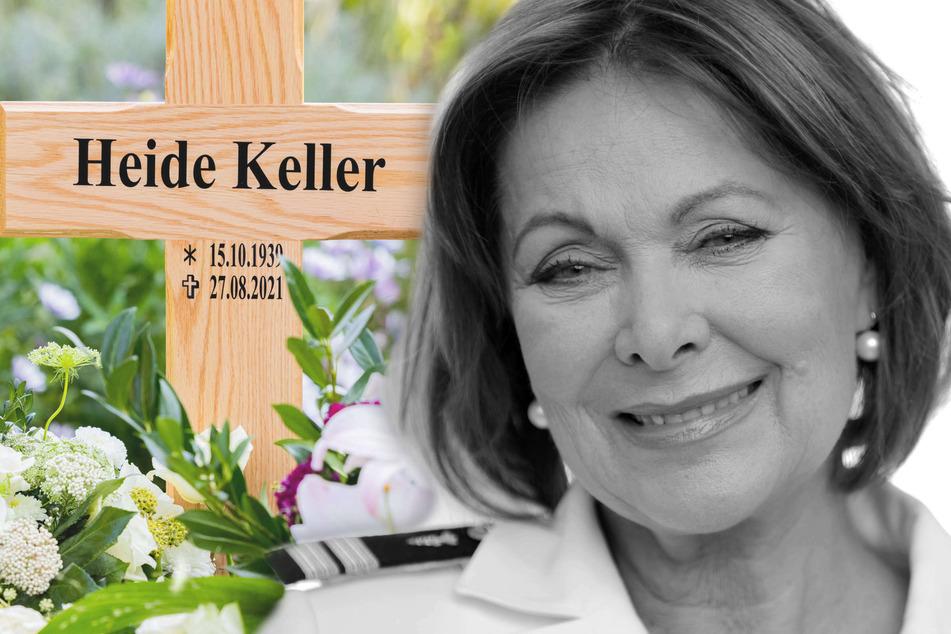 """""""Sie hat die Welt gesehen"""": Familie und Freunde nehmen Abschied von """"Traumschiff""""-Star Heide Keller"""