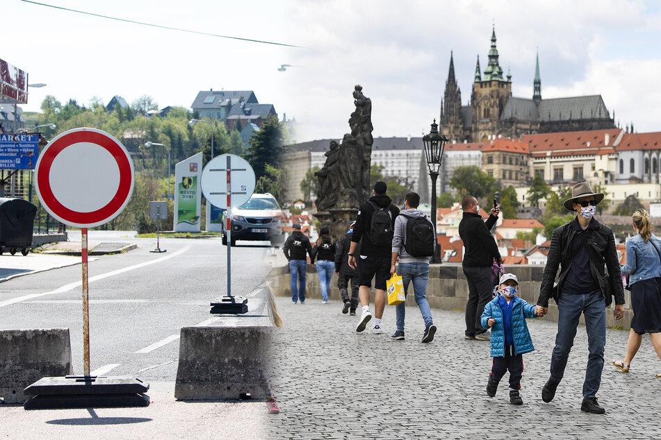 Tschechien öffnet Grenze für deutsche Touristen Mitte Juni