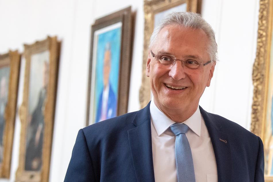 Landesinnenminister Joachim Herrmann (63, CSU). (Archivbild)