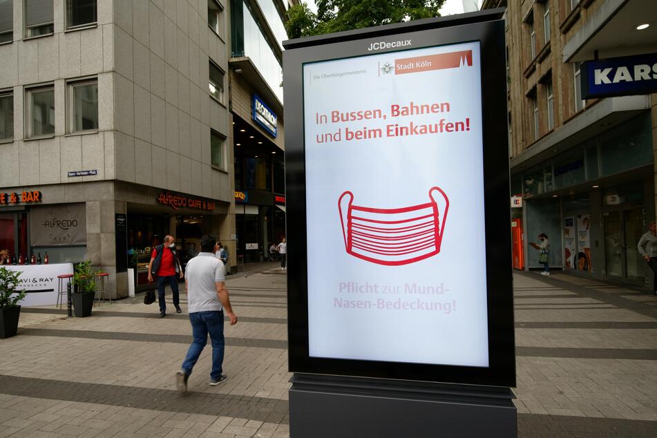 In Köln kletterte der Inzidenz-Wert auf über 200.