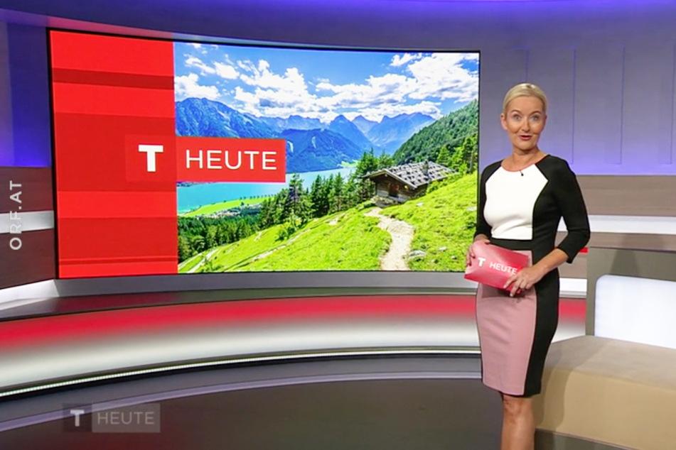 """Sybille Brunner moderiert seit Jahren """"Tirol Heute"""" im ORF. Ihr Outfit wurde jedoch noch nicht kritisiert - bis zum vergangenen Sonntag."""
