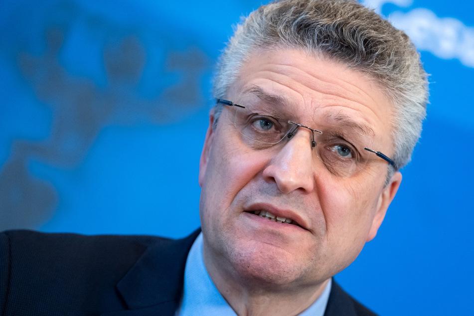 Vorsichtig optimistisch:Lothar H. Wieler, Präsident des Robert Koch-Instituts (RKI).