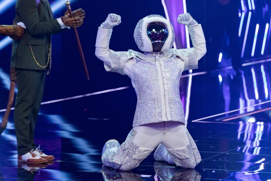 """""""The Masked Singer"""": Der Astronaut kehrt fürs Finale zurück!"""