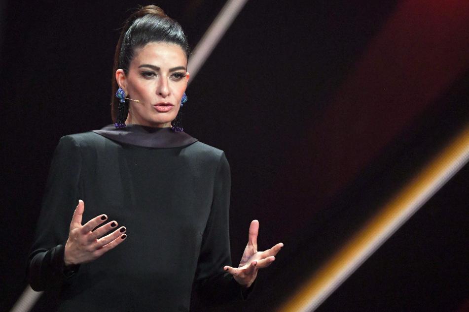 Linda Zervakis ist als Moderatorin gefragt und tritt wie hier bei der Bambi-Verleihung auf. (Archivbild)