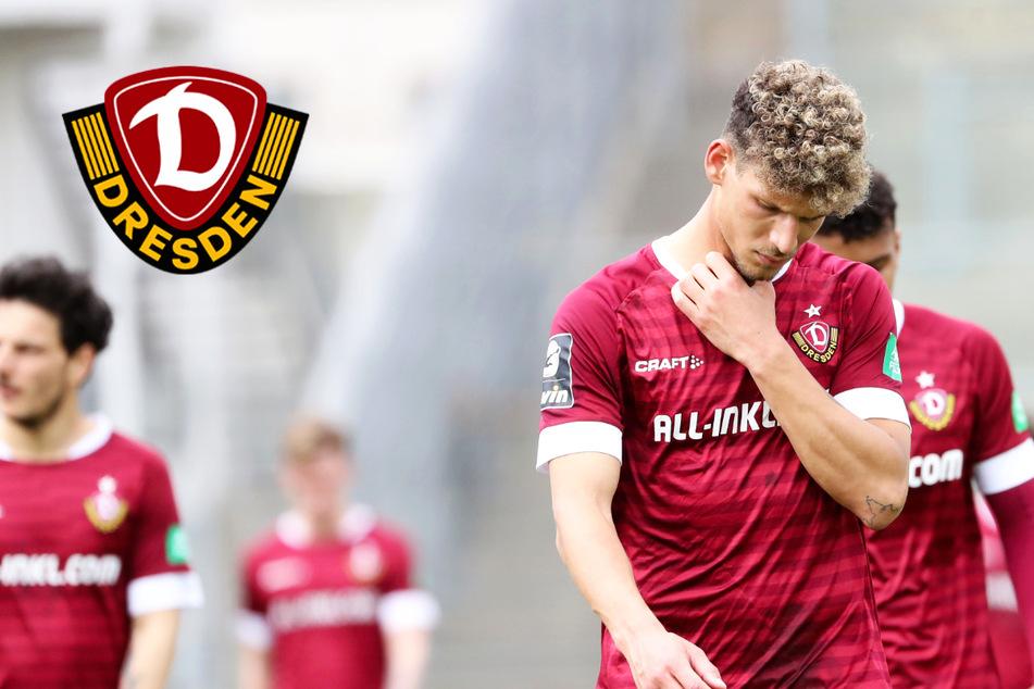 Dynamos Verletzungsmisere hält an: Nächster Leistungsträger fällt aus!