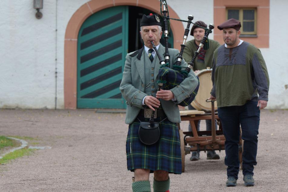 Chemnitz: Edel-Whisky wird auf Schloss Augustusburg eingelagert
