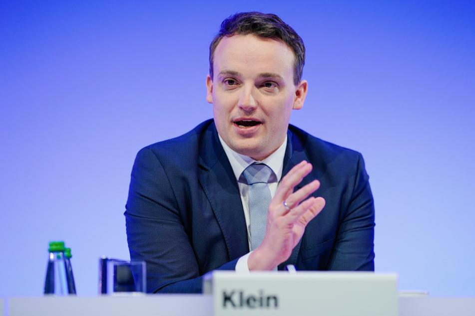 SAP-Vorstandschef Christian Klein.
