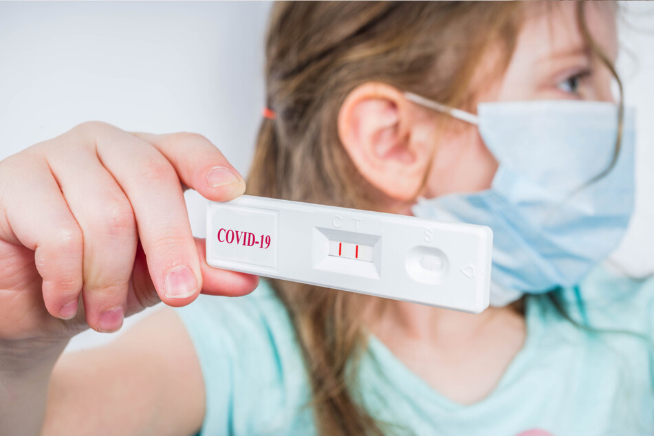 Neue Krankheitsverläufe durch das Coronavirus bei Kindern werden derzeit noch erforscht.