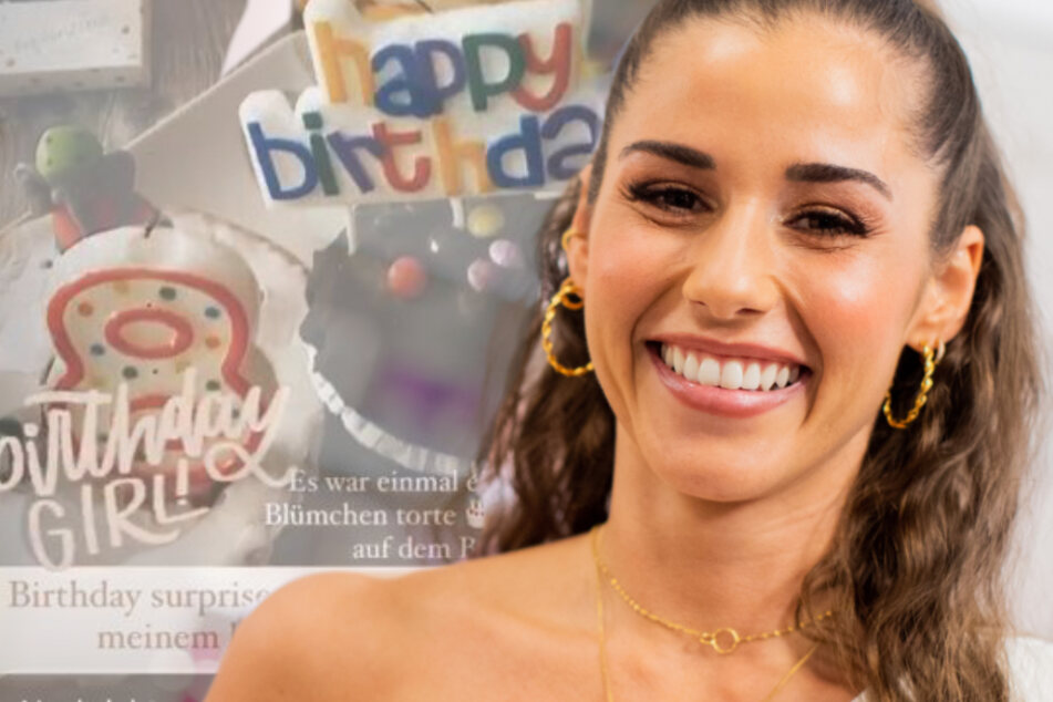 Happy 28! Sarah Lombardi bekommt süße Geburtstags-Überraschungen von Julian