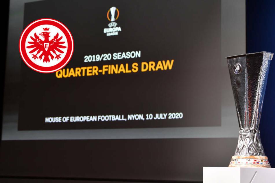Eintracht in der Europa-League: Viertelfinale gegen CL-Teilnehmer oder Bundesligisten