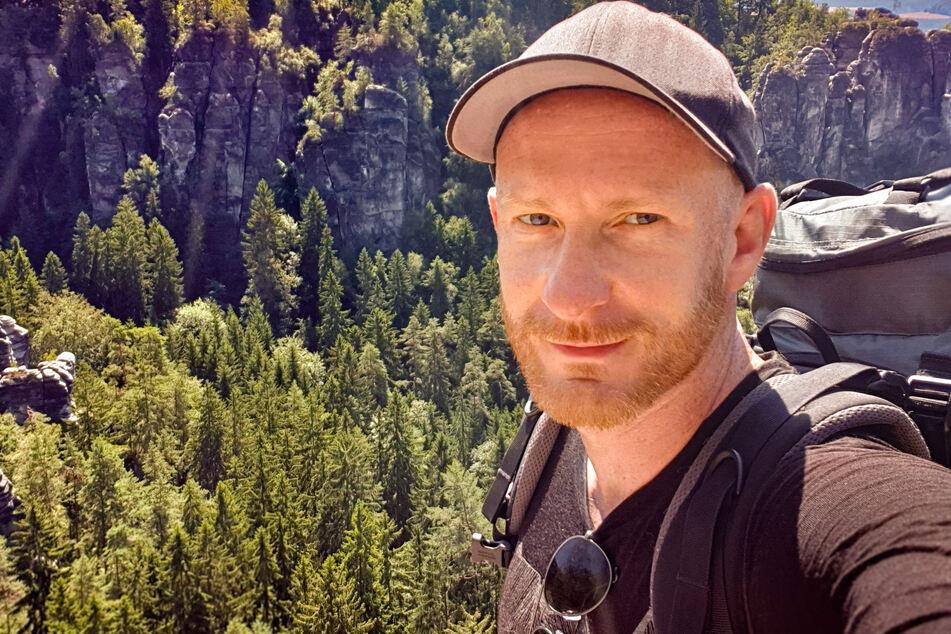 Ein halbes Jahr lang reiste Enno Seifried durch Deutschland. Dabei machte er auch einen Abstecher in seine Heimat ...