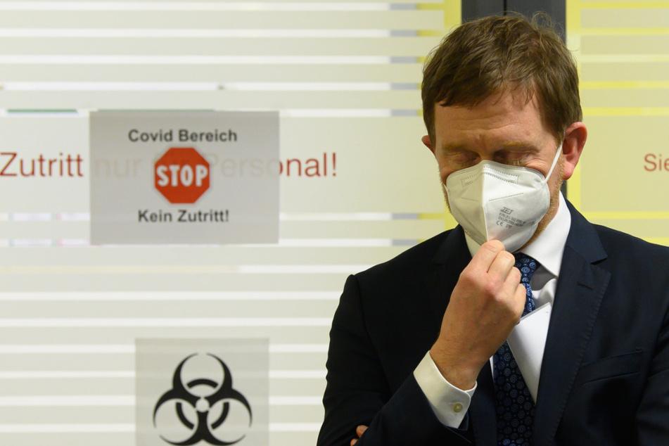 Lockdown-Verlängerung in Sachsen bis Mitte Februar möglich